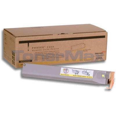 XEROX PHASER 7300 TONER CART YELLOW 15K